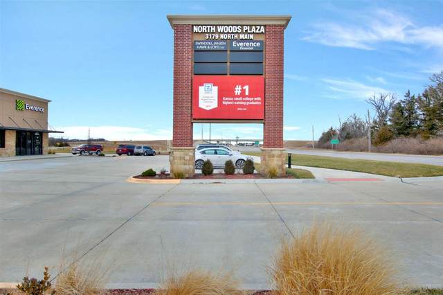 3179 N Main, North Newton, KS 67117 (MLS #590715) :: The Boulevard Group