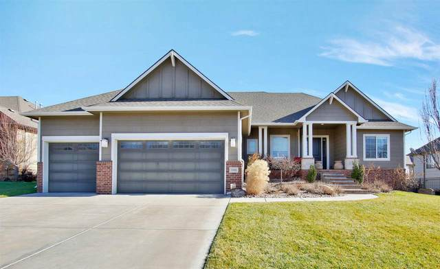 1606 N Graystone St, Wichita, KS 67230 (MLS #590729) :: Kirk Short's Wichita Home Team