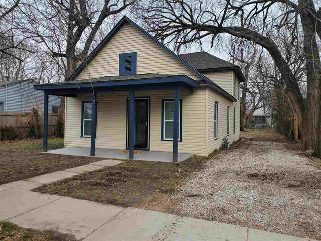2514 N Jackson Ave, Wichita, KS 67204 (MLS #590751) :: Kirk Short's Wichita Home Team