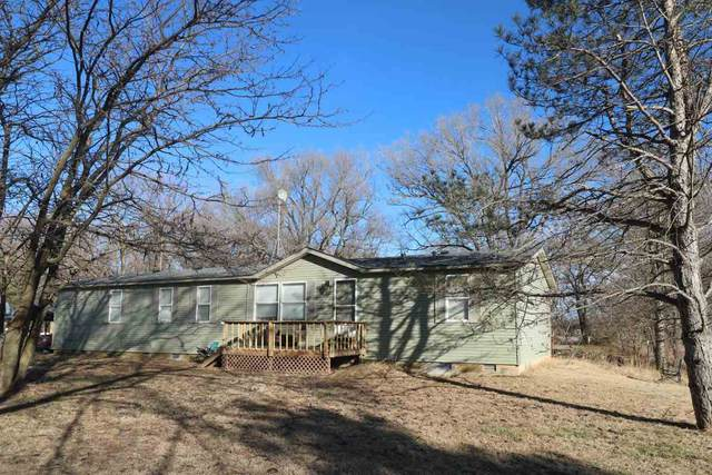948 N Brook Rd, Belle Plaine, KS 67013 (MLS #590755) :: Graham Realtors