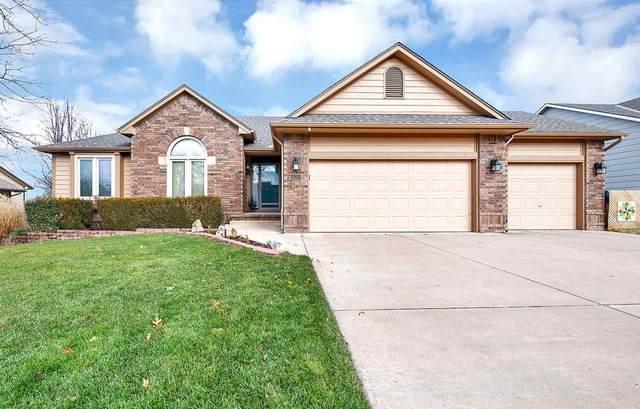 830 E Cedarbrook Rd, Derby, KS 67037 (MLS #590761) :: Kirk Short's Wichita Home Team