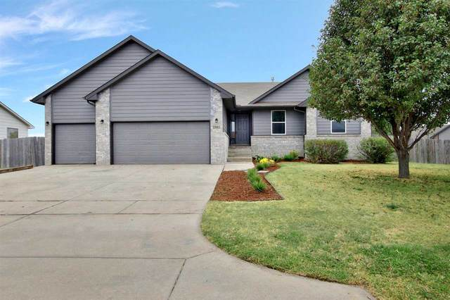1981 N Mcrae Ct, Goddard, KS 67052 (MLS #590775) :: Preister and Partners | Keller Williams Hometown Partners