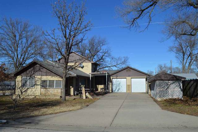 1620 W 2nd Ave., El Dorado, KS 67042 (MLS #590798) :: Kirk Short's Wichita Home Team