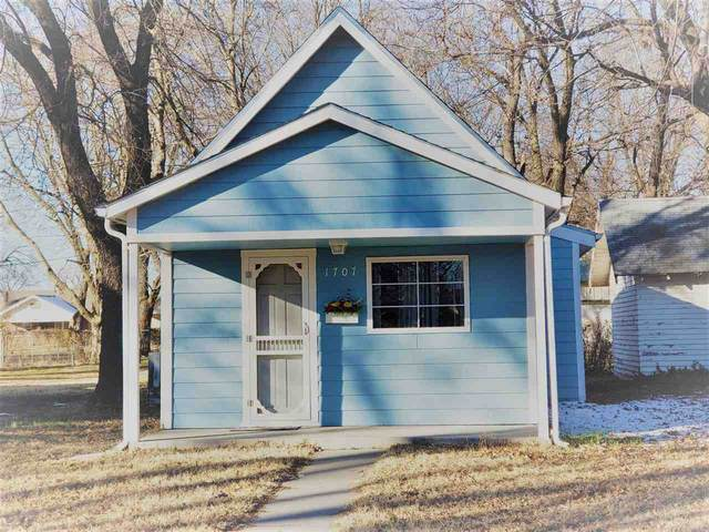 1707 Fuller St, Winfield, KS 67156 (MLS #590815) :: On The Move