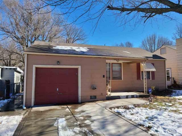 1616 N Cron St., Augusta, KS 67010 (MLS #590817) :: Pinnacle Realty Group
