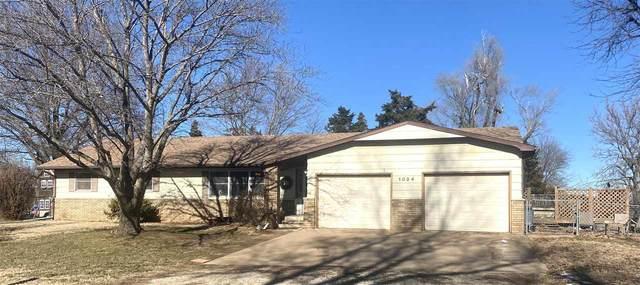 1024 E Twelfth St, Harper, KS 67058 (MLS #590836) :: The Boulevard Group
