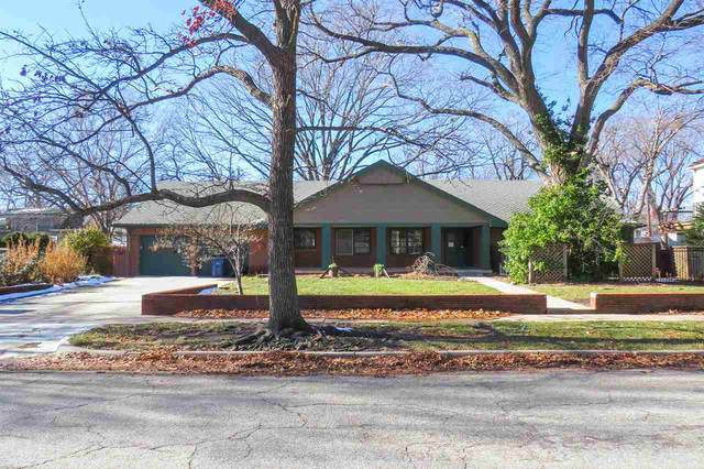 319 N Belmont Ave, Wichita, KS 67208 (MLS #590851) :: Pinnacle Realty Group