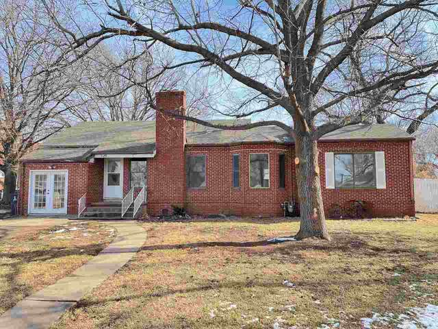 128 N Alleghany St, El Dorado, KS 67042 (MLS #590853) :: Kirk Short's Wichita Home Team