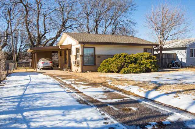6029 N Hydraulic Ave., Park City, KS 67219 (MLS #590856) :: Kirk Short's Wichita Home Team