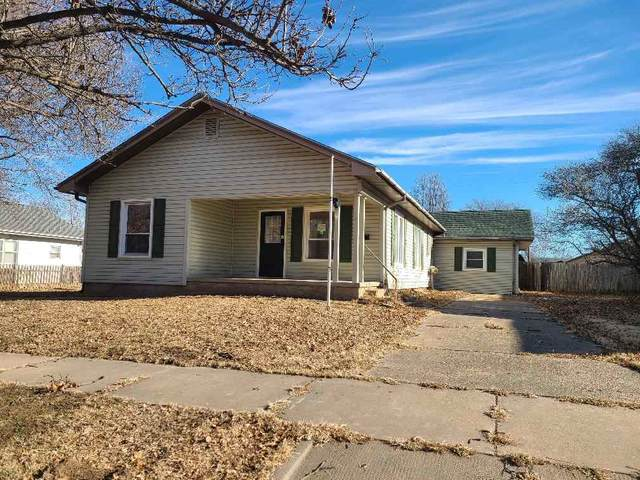 1118 N 4th, Arkansas City, KS 67005 (MLS #590868) :: Keller Williams Hometown Partners