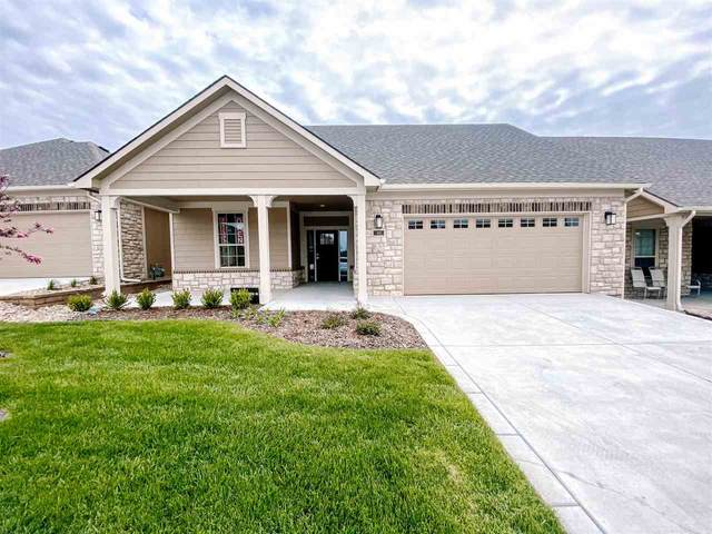 919 E Clearlake, Derby, KS 67037 (MLS #590869) :: Keller Williams Hometown Partners