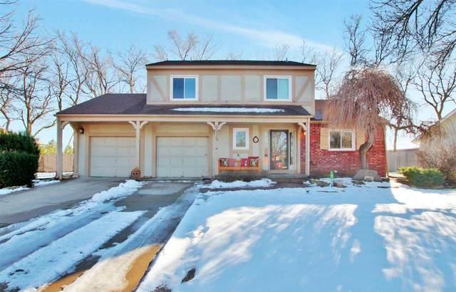 6925 E Bainbridge Rd, Wichita, KS 67226 (MLS #590874) :: Kirk Short's Wichita Home Team
