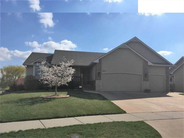 612 N Woodstone Dr., Andover, KS 67002 (MLS #590876) :: Kirk Short's Wichita Home Team