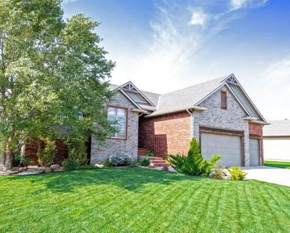 3350 N Brush Creek Ct, Wichita, KS 67205 (MLS #590881) :: Kirk Short's Wichita Home Team