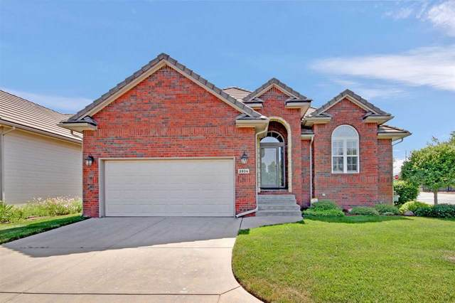 2806 N Plumthicket St, Wichita, KS 67226 (MLS #590890) :: Kirk Short's Wichita Home Team