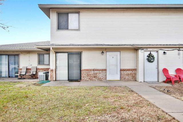 8724 W University St Unit B, Wichita, KS 67209 (MLS #590896) :: Graham Realtors