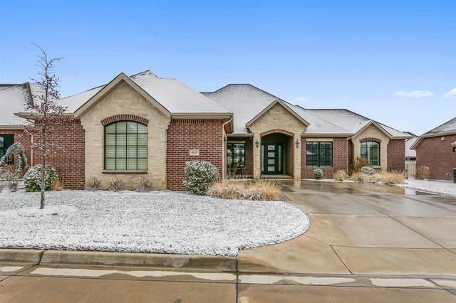 10213 E Summerfield, Wichita, KS 67206 (MLS #590903) :: On The Move