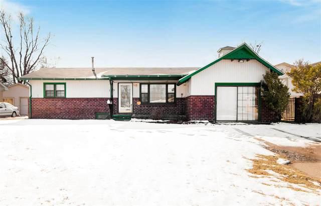 1915 E Scott Ave, Wichita, KS 67216 (MLS #590908) :: On The Move