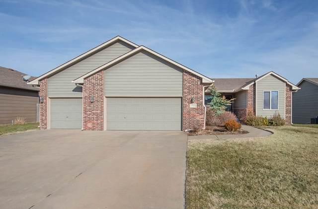 3729 N High Point, Wichita, KS 67205 (MLS #590914) :: Pinnacle Realty Group