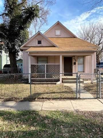 1732 S Main, Wichita, KS 67213 (MLS #590933) :: Kirk Short's Wichita Home Team