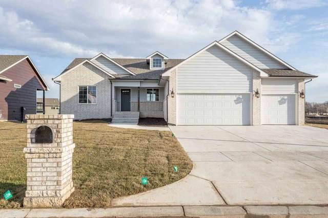 5102 N Athenian St, Wichita, KS 67204 (MLS #590938) :: Kirk Short's Wichita Home Team