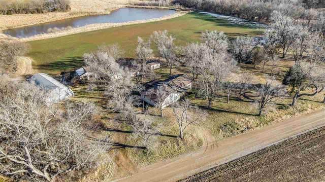 31686 51st Rd, Arkansas City, KS 67005 (MLS #590941) :: Kirk Short's Wichita Home Team