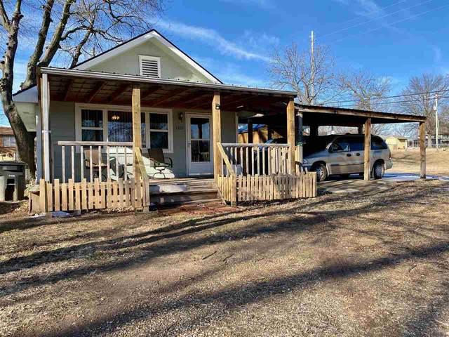 1327 N 6th St, Arkansas City, KS 67005 (MLS #590942) :: Pinnacle Realty Group