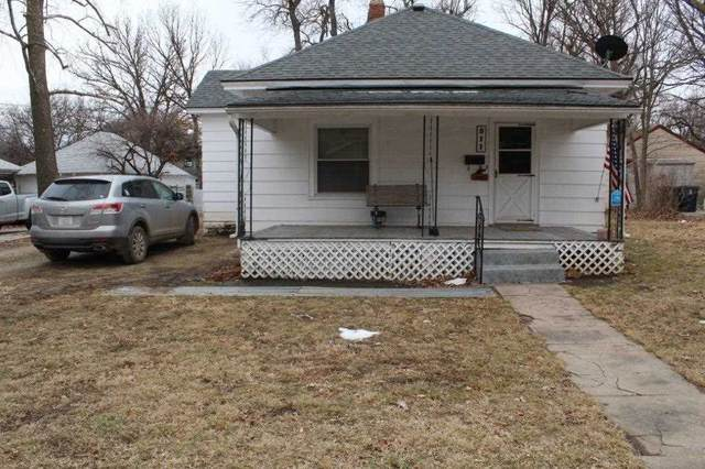511 W Locust Ave., El Dorado, KS 67042 (MLS #590948) :: On The Move