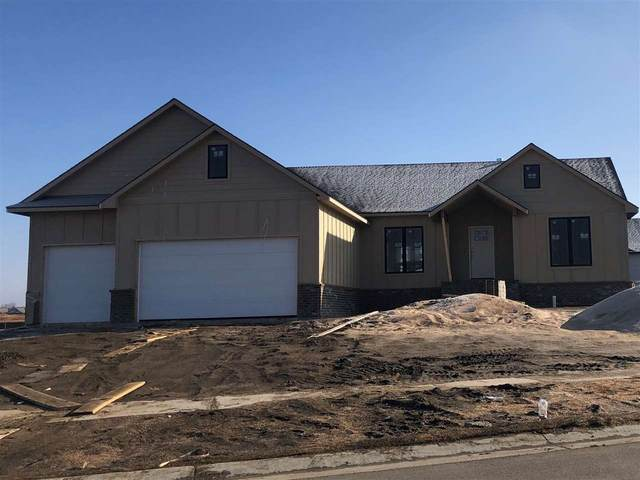 2526 N Quartz St, Andover, KS 67002 (MLS #590960) :: Kirk Short's Wichita Home Team