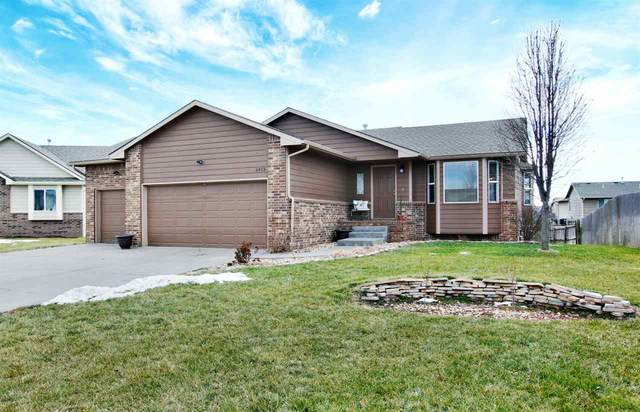 2413 E Spring Hill Ct, Goddard, KS 67052 (MLS #590961) :: Preister and Partners | Keller Williams Hometown Partners
