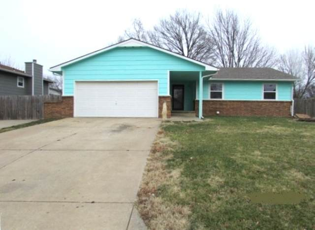 1112 S Meadowhaven Ln, Derby, KS 67037 (MLS #590974) :: Preister and Partners | Keller Williams Hometown Partners