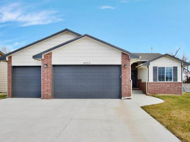 4602 N Steeds Crossing, Park City, KS 67219 (MLS #590975) :: On The Move