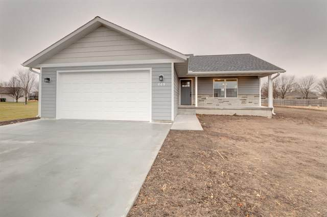 449 Harvest Rd, Hesston, KS 67062 (MLS #590981) :: Pinnacle Realty Group