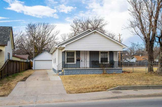 429 N Seneca St, Wichita, KS 67203 (MLS #590994) :: Keller Williams Hometown Partners