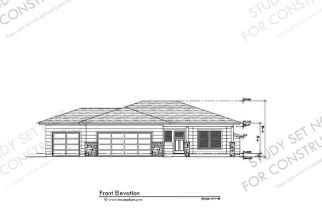 5502 S Victoria Ct, Wichita, KS 67216 (MLS #591044) :: Pinnacle Realty Group