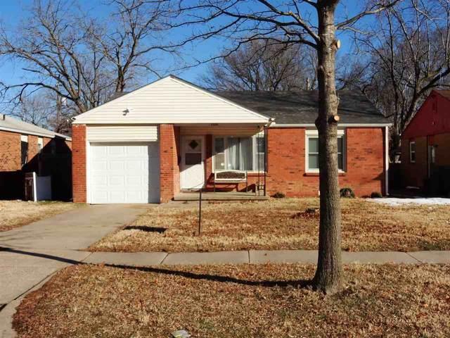2320 S Alameda, Wichita, KS 67211 (MLS #591059) :: Kirk Short's Wichita Home Team