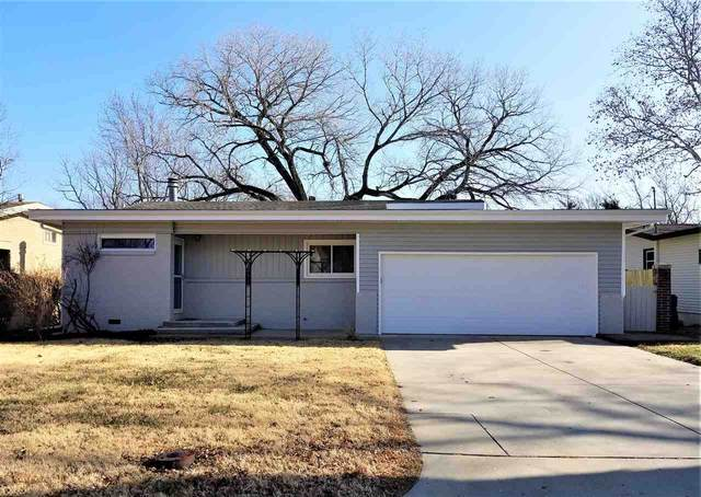 516 S Derby, Derby, KS 67037 (MLS #591060) :: Kirk Short's Wichita Home Team