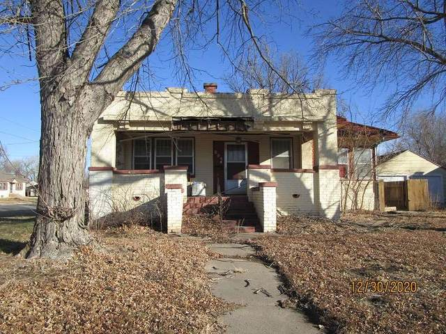 804 S Grand Ave, Lyons, KS 67554 (MLS #591079) :: On The Move