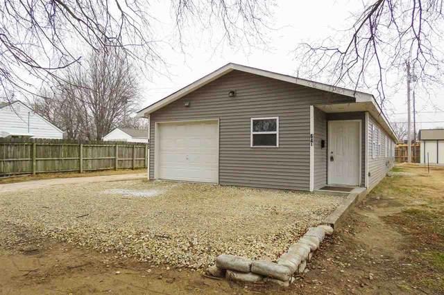 643 N Gordon Ave, Wichita, KS 67203 (MLS #591080) :: Kirk Short's Wichita Home Team