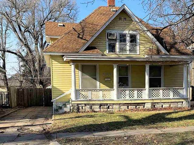 223 S Estelle Ave, Wichita, KS 67211 (MLS #591085) :: On The Move