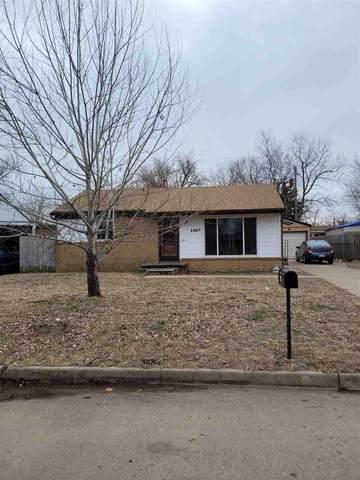 1107 E Berkeley St, Wichita, KS 67216 (MLS #591089) :: Kirk Short's Wichita Home Team