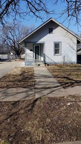 723 S Greenwood, Wichita, KS 67209 (MLS #591100) :: On The Move