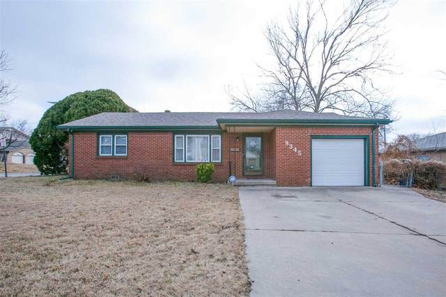 8345 E Gilbert St, Wichita, KS 67207 (MLS #591109) :: Kirk Short's Wichita Home Team