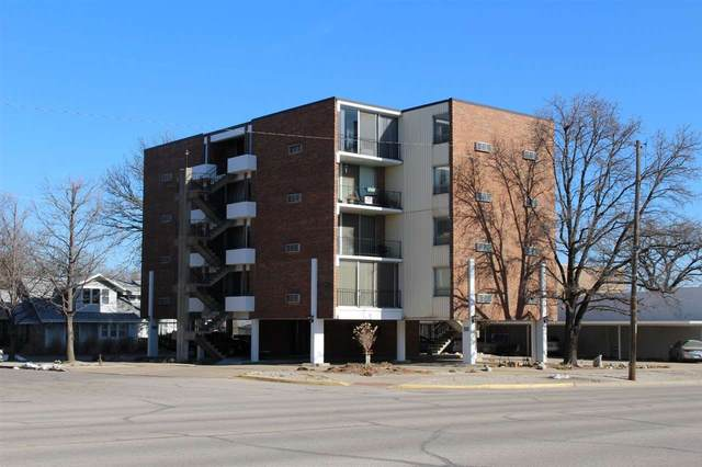 330 W Central Ave Unit 5C, El Dorado, KS 67042 (MLS #591129) :: Kirk Short's Wichita Home Team
