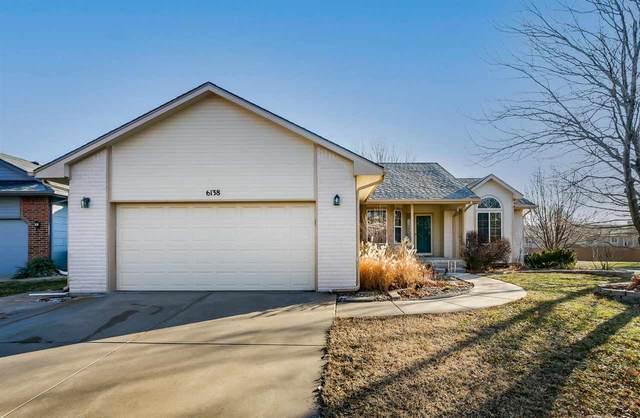 6138 E Brookview Ct., Wichita, KS 67220 (MLS #591150) :: Keller Williams Hometown Partners