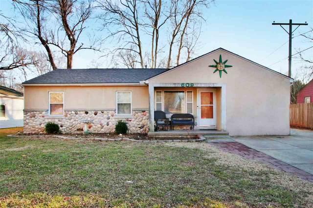 609 W 4th St, Haysville, KS 67060 (MLS #591158) :: Kirk Short's Wichita Home Team