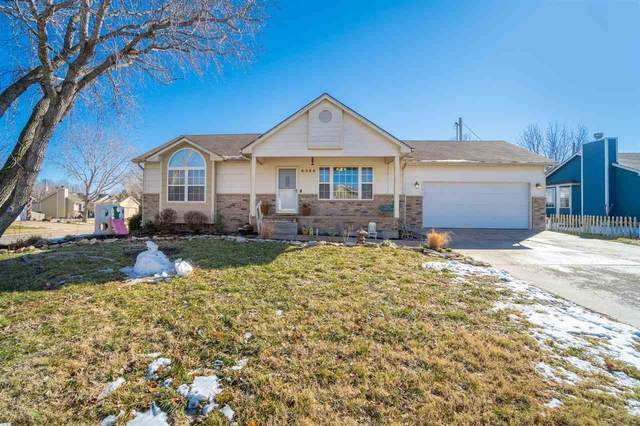 6544 N Tarrytown St, Park City, KS 67219 (MLS #591179) :: Kirk Short's Wichita Home Team