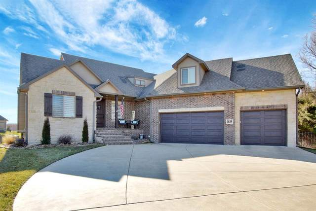 3839 N Lily Ct, Maize, KS 67101 (MLS #591183) :: Preister and Partners | Keller Williams Hometown Partners
