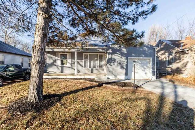 929 N Terrace Dr, Wichita, KS 67208 (MLS #591184) :: Keller Williams Hometown Partners