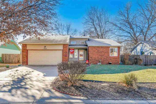 1918 N Keith Ct, Wichita, KS 67212 (MLS #591196) :: Kirk Short's Wichita Home Team